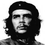 Che Guevara in 1950, photo by Alberto Korda