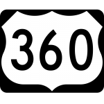 US Route 360